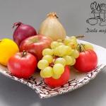 Dieta warzywno -owocowa...