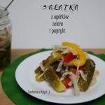 Salatka do sloiczkow, z o...