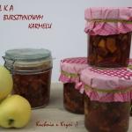 Jabłka w słoiczkach w...