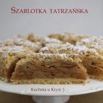Szarlotka tatrzanska