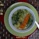 Zupa ogorkowa ze swiezych...