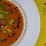 Zupa krem z pomidorow i k...