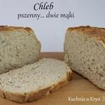 Chleb pszenny... dwie mak...