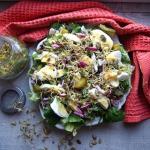 Salatka przedwiosenna