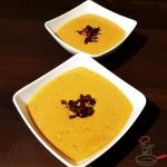 Zupa krem z karmelizowany...