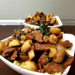 Wołowina stir-fry z...