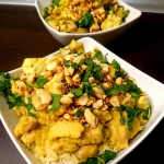 Kokosowe curry z kurczaki...
