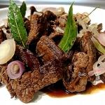 Stek wolowy po filipinsku...