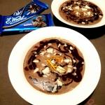 Zupa czekoladowa...
