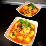 Toskanska zupa pomidorowa...