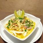 Tajska zupa khao soi z ku...
