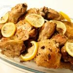 Kurczak w cytrynie i oreg...