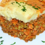 Weganskie Shepherd pie z ...