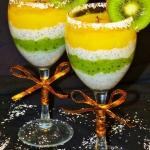 Pudding kokosowy z chia, ...