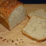 Chleb żytni ze...