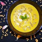 Zupa krem z czerwonej...