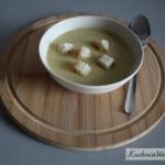 Zupa krem zcukinii zg...