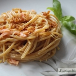 Spaghetti carbonara...
