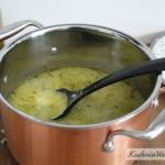 Zupa ogorkowa zryzem