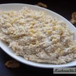 Pasta orzechowo-serowa