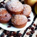 Błyskawiczne muffinki...