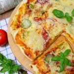 Pizza z papryczkami...