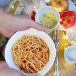 Spaghetti z prostym...