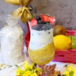 Pucharek mango chia –...