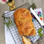 Domowy chleb z...