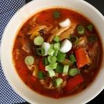Pikantna zupa z kurczakie...