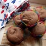 Czekoladowe muffinki z cz...