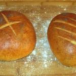 Chleb na suchych drozdzac...