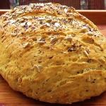 Chleb slonecznikowy