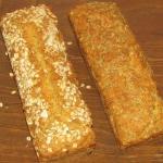Chleb pieczony na...