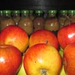 Skrzynka jabłek