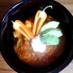 Domowe curry z kurczaka....