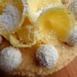 Tort kokosowo-...