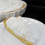 Lemon meringue pie,...