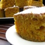 Ciasto marchwiowe,...