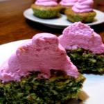 Zielone muffinki z...