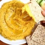 Hummus z dyni, bogactwo...