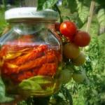 Pomidory suszone na slonc...