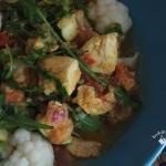 Kalafiorowe curry z kurcz...