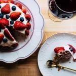 Owsiane ciasto z...