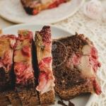 Bazyliowe ciasto z truska...