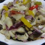 Salatka sledziowa z maryn...