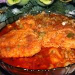 Ryby w zalewie pomidorowe...