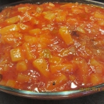 Ryba w sosie pomidorowym...