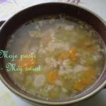 Lato 2017: Letnia zupa z ...