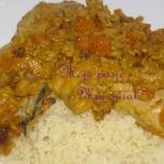 Postny obiad: ryba w sosi...